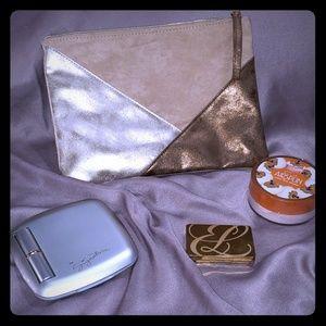 Cosmetic Bag & Makeup Lot